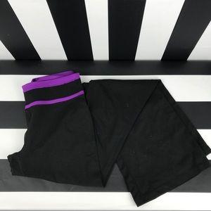 5 for $25 VSX Purple Black Yoga Pants
